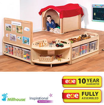 PlayScapes™ Mini Hide And Seek Zone Bundle