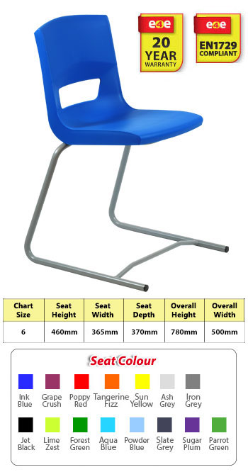 Postura Plus Reverse Cantilever Chair