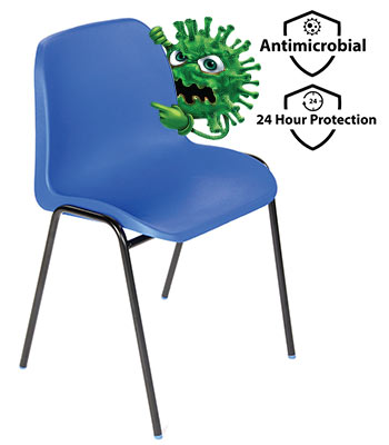Affinity Antimicrobial Chair